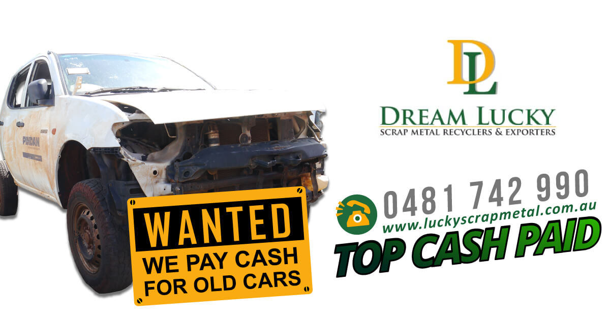 How Much Cash will I Get for My Car Removal Perth | Dream Lucky