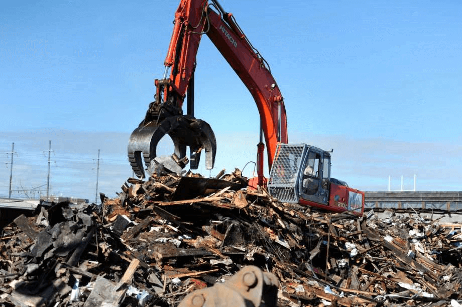 demolition clean can help the environment