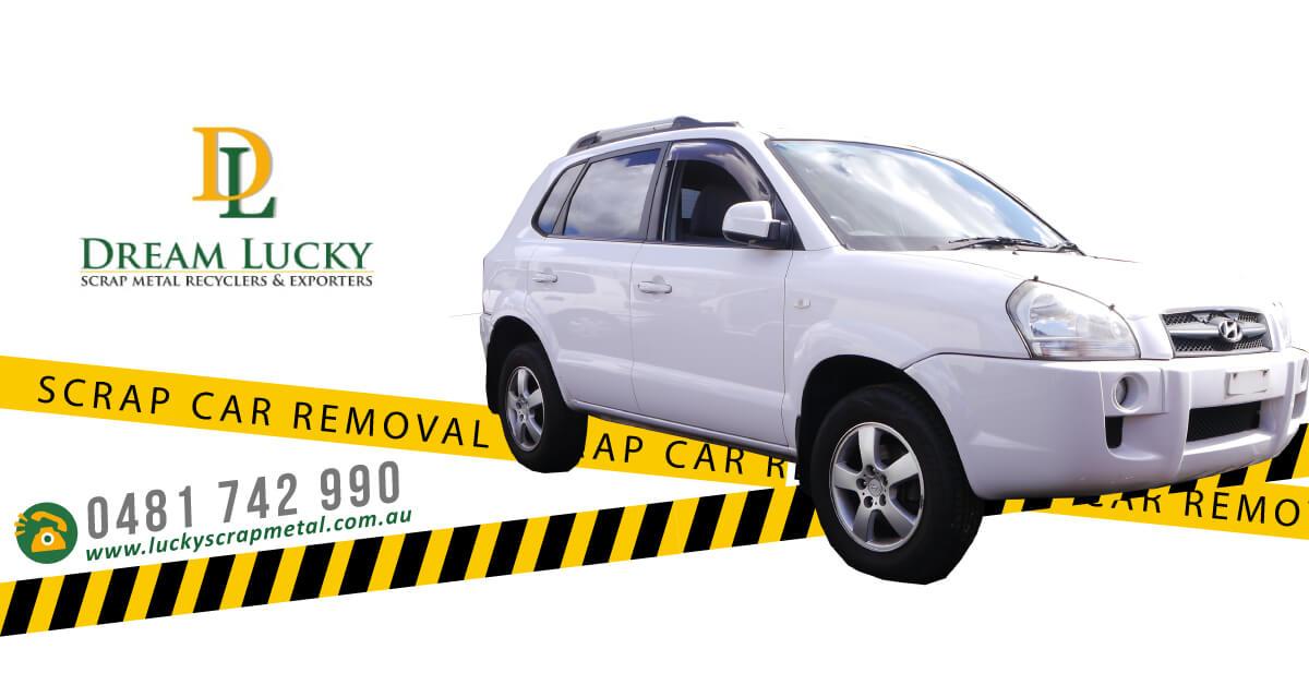 Scrap Car Removal Perth