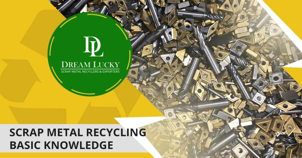 Scrap Metal Recycling Basic Knowledge